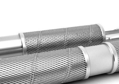Фильтры скважинные водозаборные из нержавеющей проволоки