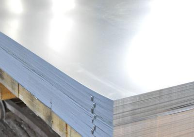 Оцинкованный стальной лист